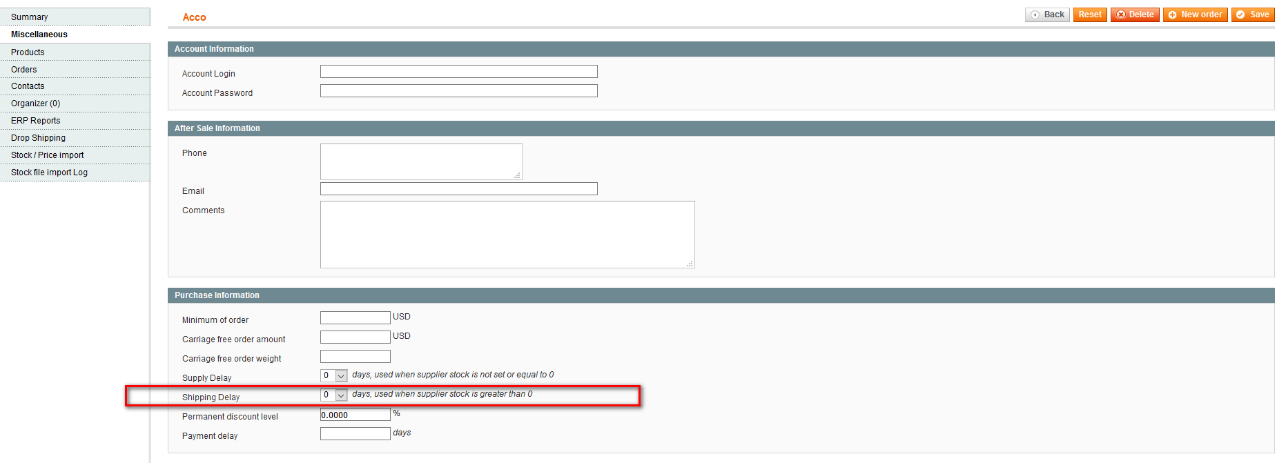 6. Purchase — Embedded ERP for Magento - BoostMyShop Documentation ...