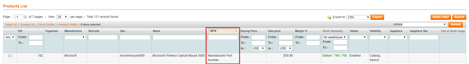 4  Stock Management — Embedded ERP for Magento - BoostMyShop